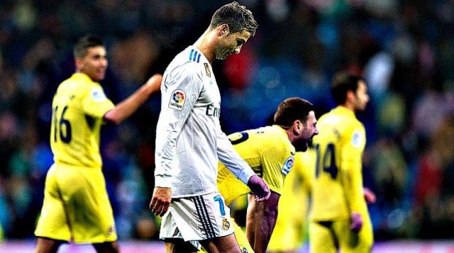 Βουλιάζει η Ρεάλ Μαδρίτης - Νέα ήττα-σοκ από τη Βιγιαρεάλ