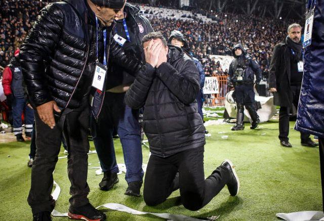 Αναβλήθηκε η δίκη του οπαδού του ΠΑΟΚ