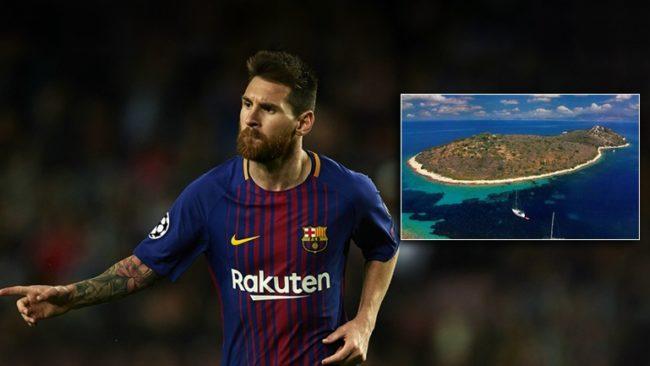 Ο Μέσι αγόρασε ελληνικό νησί!