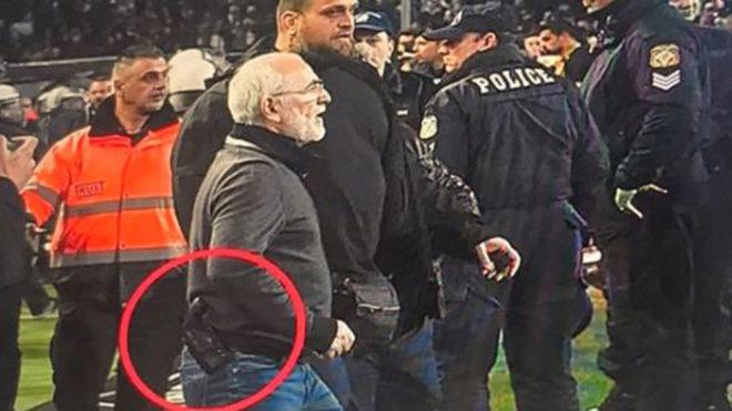 Ένταλμα σύλληψης του Ιβάν Σαββίδη!