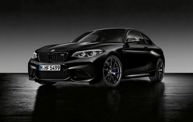 BMW: Παρουσιάζει την νέα M2 Coupe Edition Black Shadow