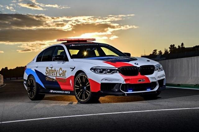 Η BMW M5 αναδείχτηκε Παγκόσμιο Αυτοκίνητο Επιδόσεων του 2018!
