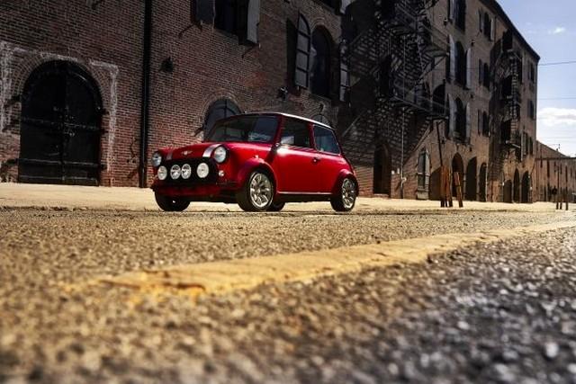 Το κλασικό Mini Electric, μια ματιά στο μέλλον από το παρελθόν (pic)