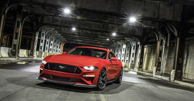 Ford: Πάνω από 700 ίππους το νέο Shelby Mustang GT500! (vid)