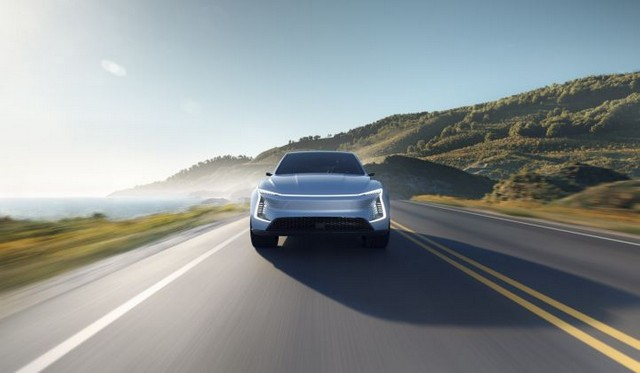 H SF Motors ανακοίνωσε την κατασκευή έξυπνων ηλεκτρικών SUVs (vid)