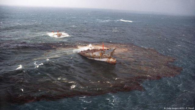 40 χρόνια από την πετρελαιοκηλίδα του Amoco Cadiz