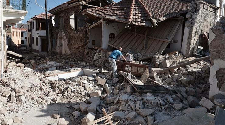 Λέσβος: 1,3 εκατ. στη Βρίσα από το Ταμείο Αλληλεγγύης της ΕΕ
