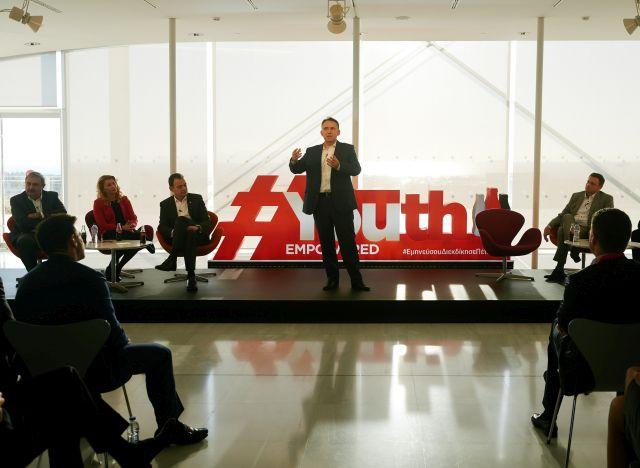 Όταν οι Γενικοί Διευθυντές της Coca - Cola HBC στηρίζουν τους νέους στην Ελλάδα