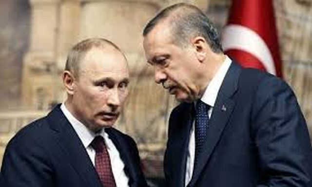 Τι είπαν Πούτιν - Ερντογάν για τη Συρία