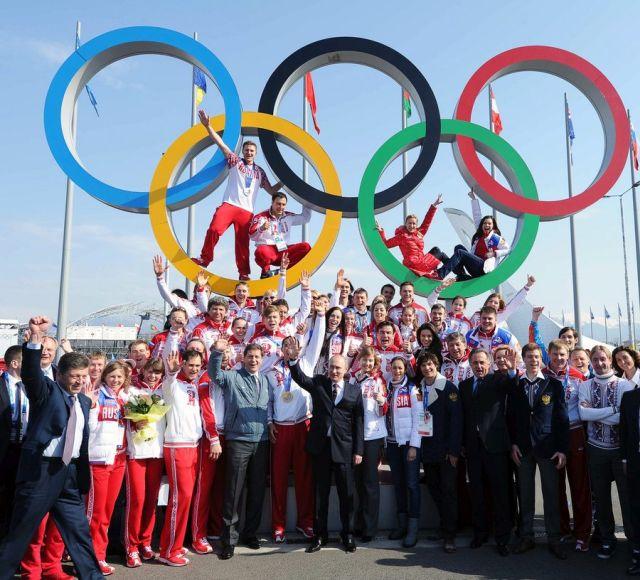 Δώρο μια BMW για τους Ρώσους Ολυμπιονίκες