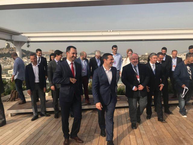Τσίπρας σε επενδυτές: Έμφαση σε καινοτομία - ανθρώπινο κεφάλαιο