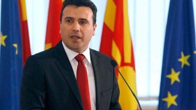 Ζάεφ: Δεν συντρέχουν προϋποθέσεις για νέα συνάντηση πολιτικών αρχηγών της ΠΓΔΜ