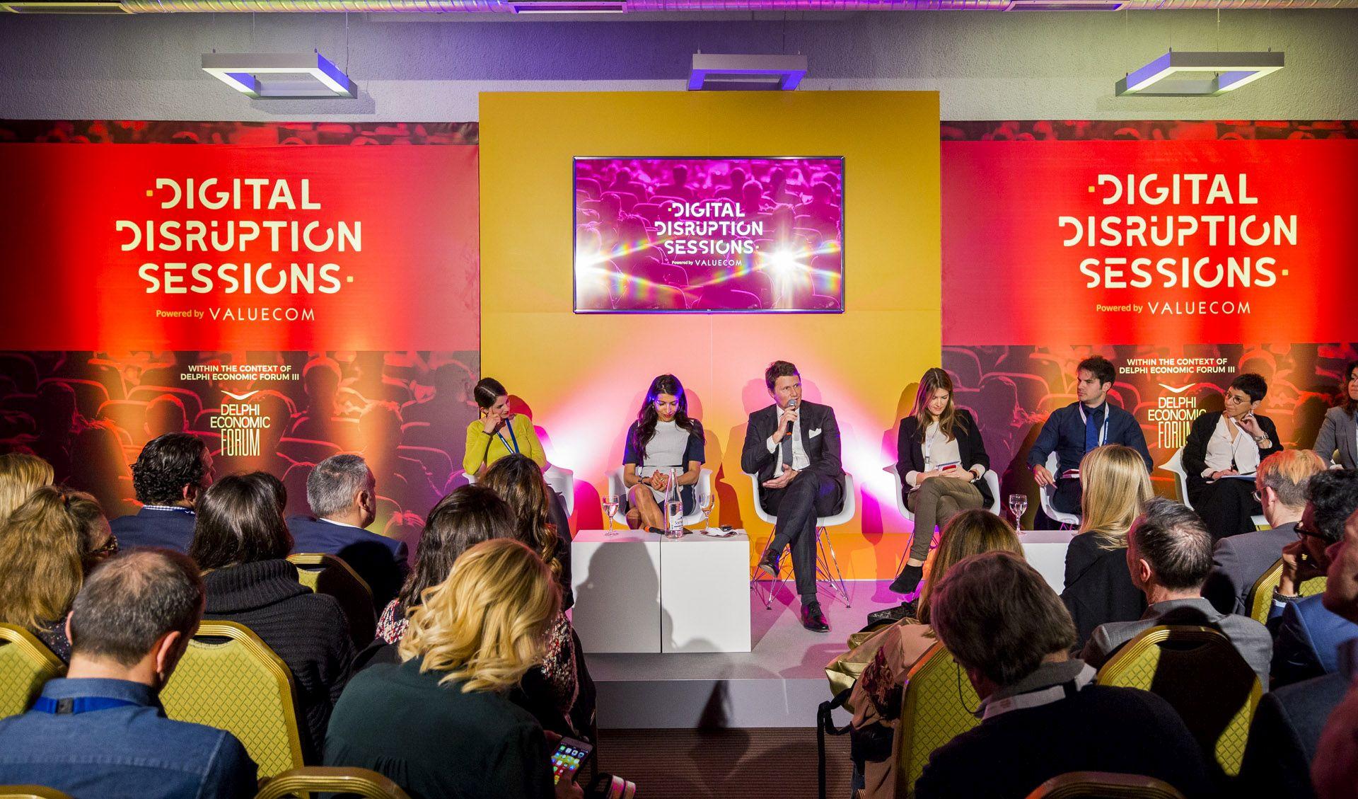 Δυναμική παρουσία του Chivas Venture στο Delphi Economic Forum