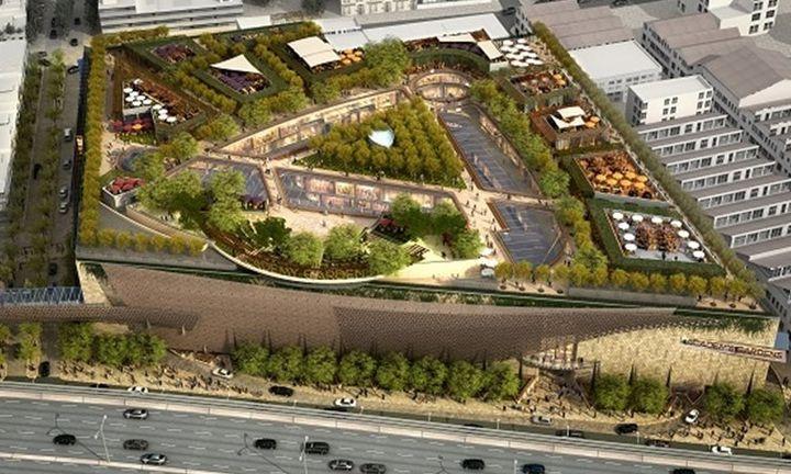 «Πράσινο φως» για το Mall στην Ακαδημία Πλάτωνος