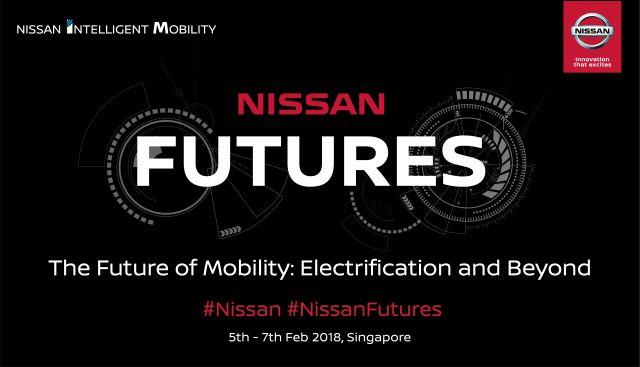 To Nissan Futures πάει στην Ασία και την Ωκεανία