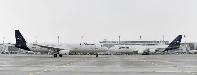 Lufthansa: Η ιστορία συναντά το μέλλον