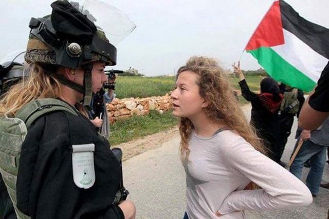 Δυτική Όχθη: Κεκλεισμένων των θυρών η δίκη της Ταμίμι