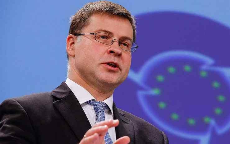 Συμφωνία για το χρέος μέχρι τον Ιούνιο «βλέπει» ο Ντομπρόβσκις