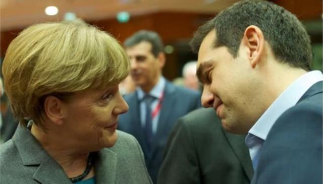 Τηλεφωνική επικοινωνία Τσίπρα - Μέρκελ για Σκοπιανό και Τουρκία