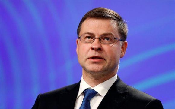 Ντομπρόβσκις: Πότε θα γίνει η μείωση του χρέους