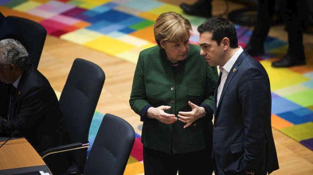Ηχηρό μήνυμα Μέρκελ: Η στήριξη στην Ελλάδα είναι δεδομένη