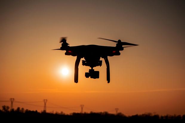 Έρχονται τα αυτόνομα drones που θα πετάνε με 30 χλμ. την ώρα