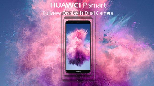 Το εντυπωσιακό Huawei P smart (vid)