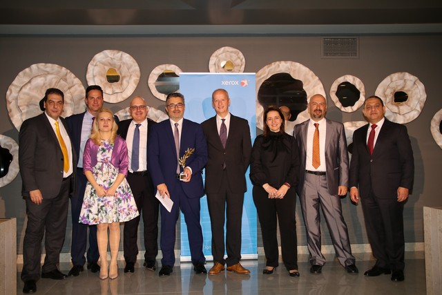 Xerox Hellas: Κέρδισε το «Country of the Year Award» ανάμεσα σε 130 χώρες