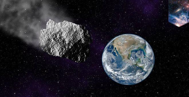 Μικρός αστεροειδής θα περάσει κοντά από τη Γη την Παρασκευή