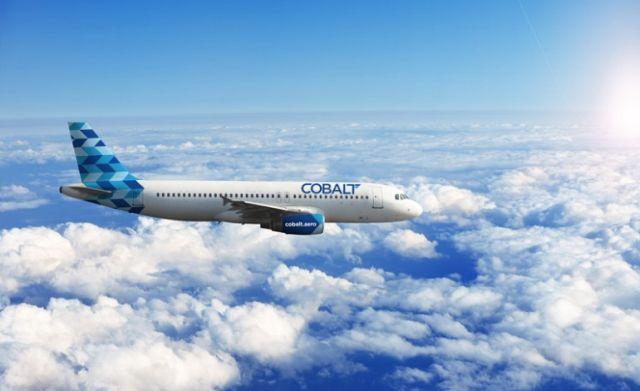 Μειωμένες τιμές στην business class προσφέρει η Cobalt Air