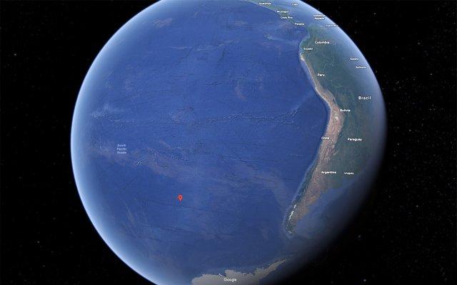 Κοσμική σύμπτωση; Ο Tiangong 1 έπεσε στο διαστημικό «νεκροταφείο»!