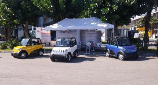 Eco-Car: Το πρώτο ελληνικό ηλεκτρικό αυτοκίνητο είναι εδώ! (vid)