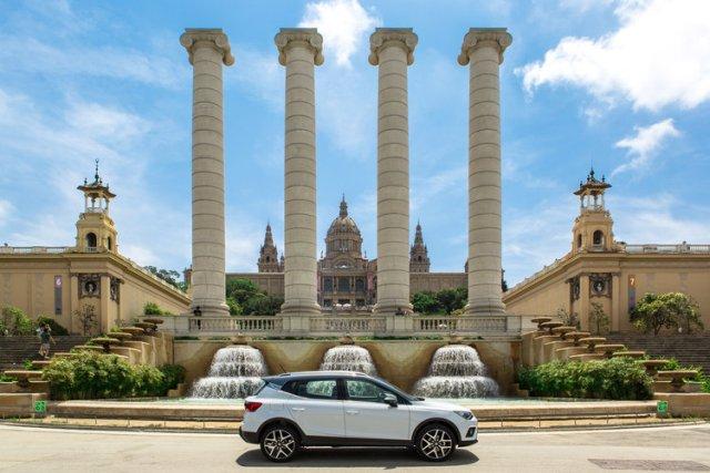 Το νέο, ισχυρότερο Seat Arona δοκιμάστηκε στη Βαρκελώνη