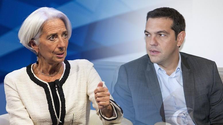 Σύμπνοια με ΔΝΤ για το χρέος