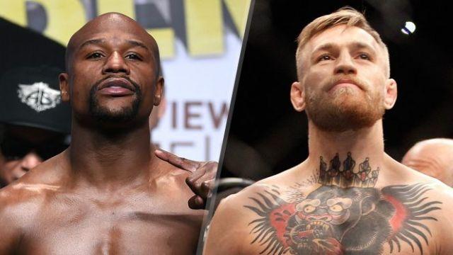 H απόλυτη μάχη στην Cosmote TV: Floyd Mayweather vs. Conor McGregor