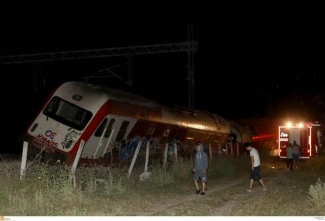 Η υπερβολική ταχύτητα η αιτία για το Σιδηροδρομικό Δυστύχημα στο Άδενδρο