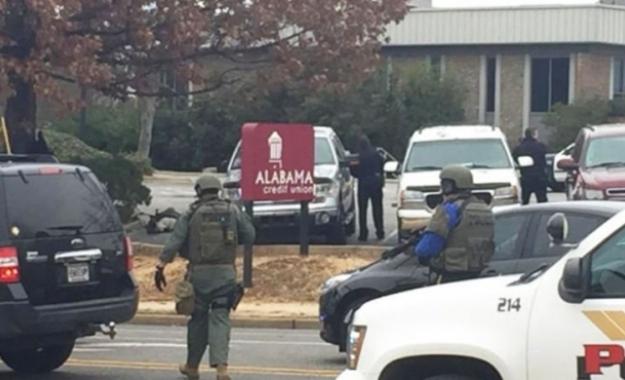 Κατάσταση ομηρείας στην Αλαμπάμα των ΗΠΑ