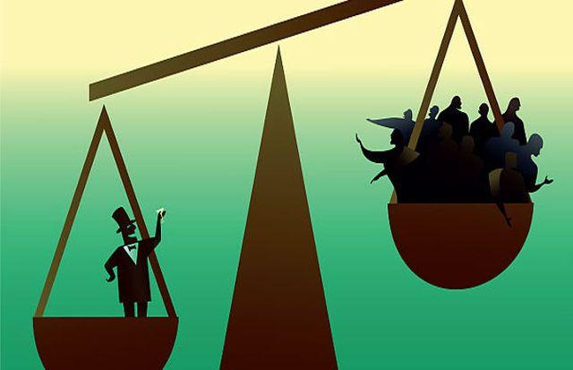 Οι στατιστικές...της ανισότητας
