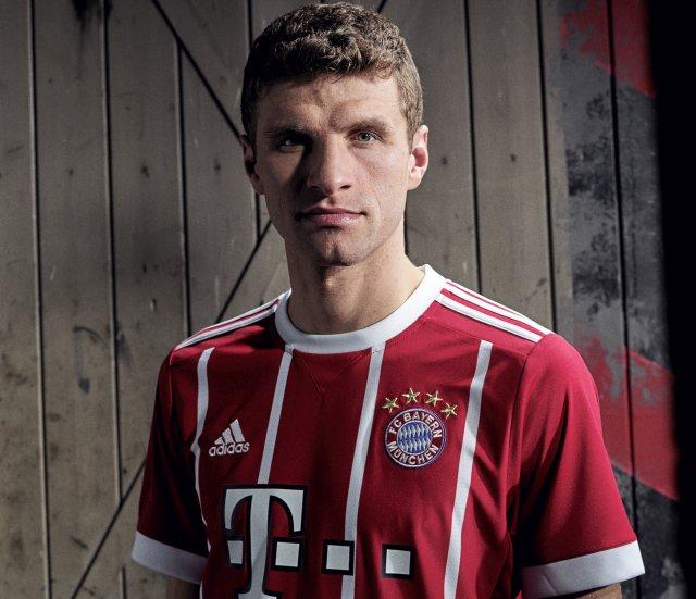 H νέα εντός έδρας εμφάνιση της FC Bayern Munich