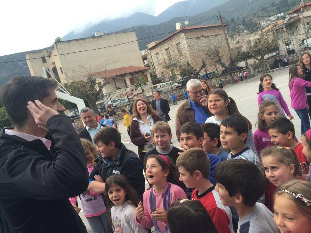 Έργα 8,5 εκ. ευρώ σε σχολεία της Στερεάς Ελλάδας