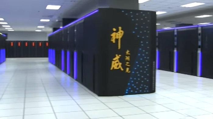 Οι δύο ισχυρότεροι υπερυπολογιστές στον κόσμο είναι... made in China