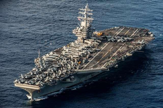 Οι ΗΠΑ στέλνουν δεύτερο αεροπλανοφόρο στην Κορεατική χερσόνησο