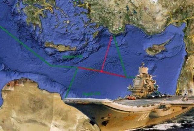 Ομαλά εξελίσσονται οι εργασίες στην κυπριακή ΑΟΖ