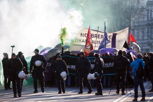 Μεγάλες διαδηλώσεις στην Αυστρία κατά της νέας κυβέρνησης