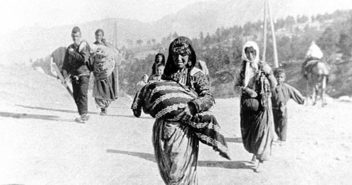 FAZ: Tα ξεχασμένα δεινά των Ελλήνων του Πόντου