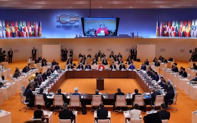 G20: Δεσμεύτηκαν για την καταπολέμηση της τρομοκρατίας