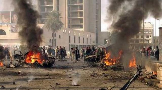 Ιράκ: 50 νεκροί, 80 τραυματίες σε διπλή επίθεση καμικάζι