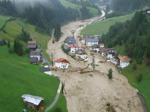 Η κλιματική αλλαγή αλλάζει και την εποχή των πλημμυρών στην Ευρώπη