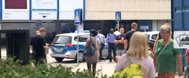Συναγερμός στο Βερολίνο - πυροβολισμοί σε νοσοκομείο