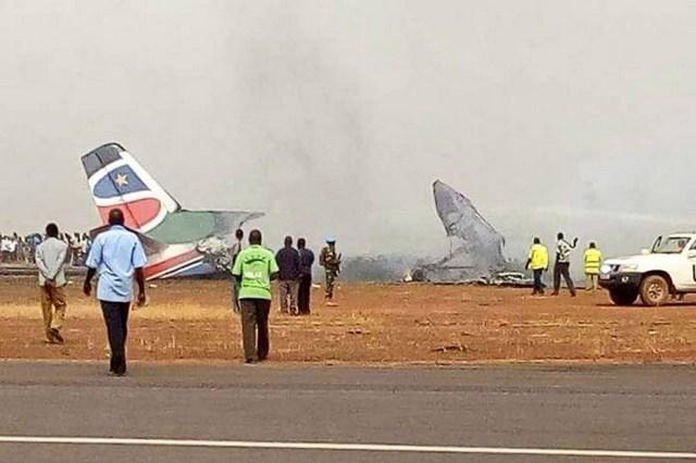 Σουδάν: Συνετρίβη αεροπλάνο - 44 νεκροί
